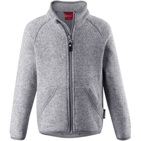 Reima Hopper Sweat En Polaire Enfant, melange grey